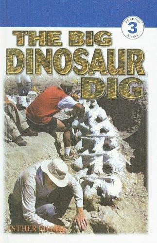 9780756933555: The Big Dinosaur Dig (DK Readers: Level 3 (Pb))
