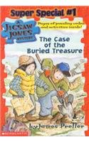 9780756934354: Case of the Buried Treasure (Jigsaw Jones Super Special)