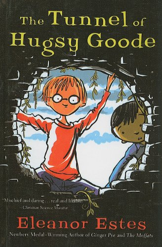 9780756934897: The Tunnel of Hugsy Goode (Odyssey/Harcourt Young Classic (Prebound))
