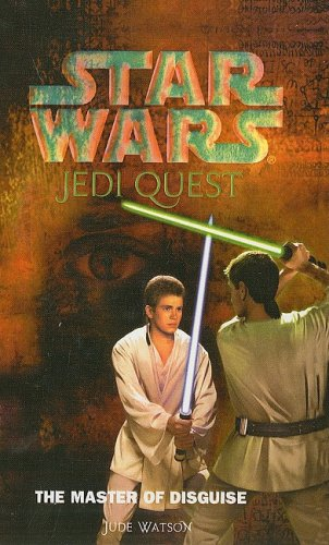 9780756935115: The Master of Disguise (Star Wars: Jedi Quest)