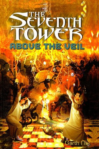 9780756935269: Above the Veil (Seventh Tower (Pb))