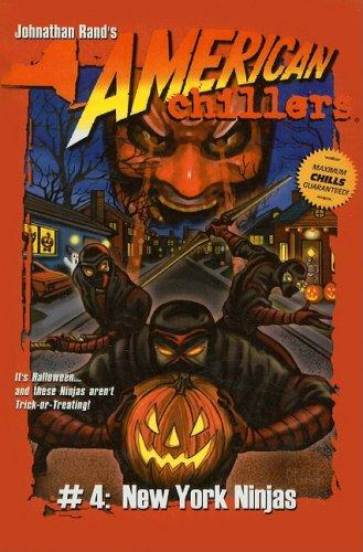 9780756935498: New York Ninjas (American Chillers (Prebound))