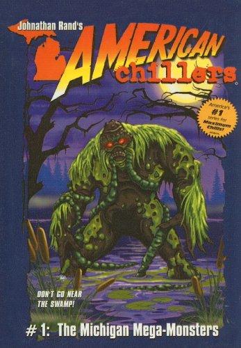 9780756935528: The Michigan Mega-Monsters (American Chillers (Prebound))