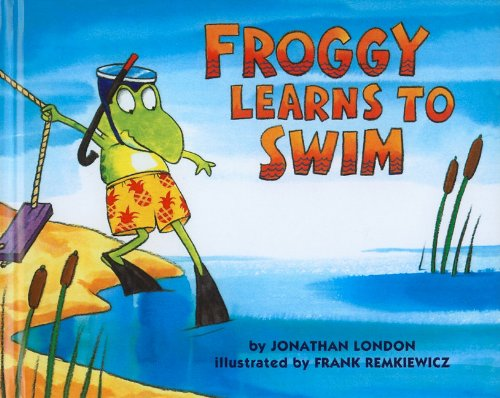 9780756941185: Froggy Learns to Swim