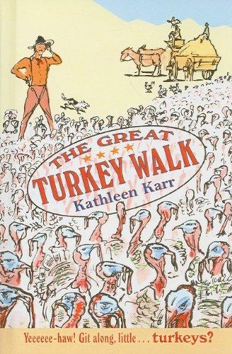9780756941246: The Great Turkey Walk