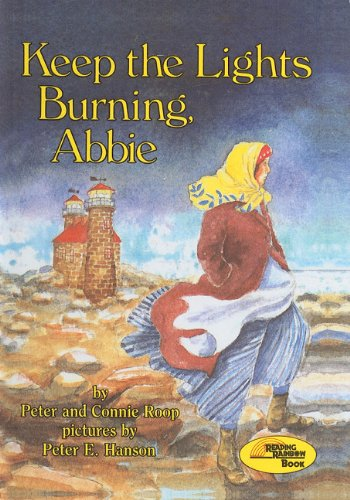 9780756941468: Keep the Lights Burning, Abbie (On My Own History (Pb))