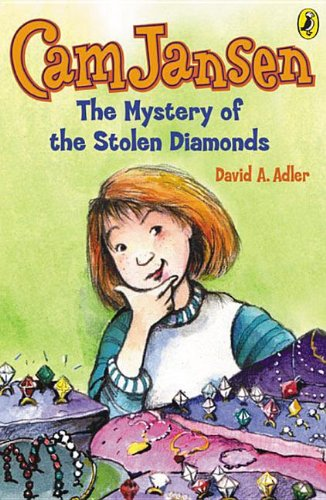 9780756941628: CAM Jansen and the Mystery of the Stolen Diamonds