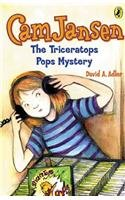 9780756941680: CAM Jansen and the Triceratops Pops Mystery