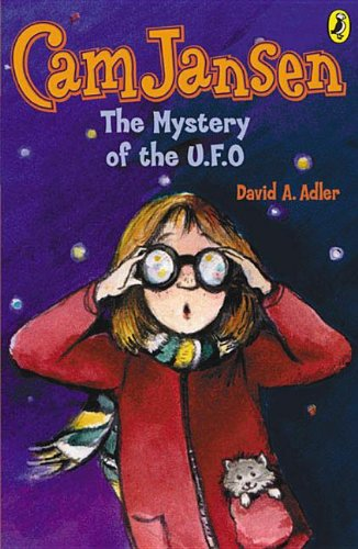 9780756941697: CAM Jansen and the Mystery of the U.F.O.