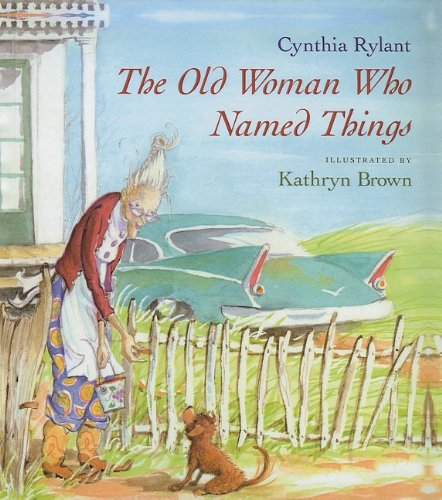 9780756942045: The Old Woman Who Named Things