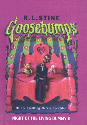 9780756943158: Night of the Living Dummy II (Goosebumps (Pb Unnumbered))