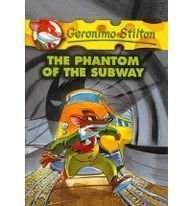 9780756943189: Phantom of the Subway (Geronimo Stilton)