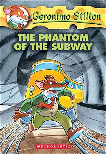 9780756943189: Phantom of the Subway (Geronimo Stilton)
