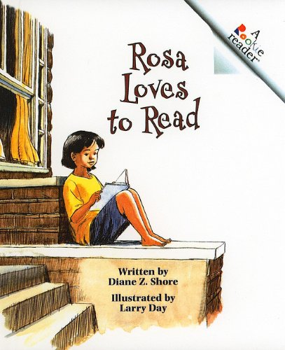 9780756943288: Rosa Loves to Read (Rookie Readers: Level B (Pb))
