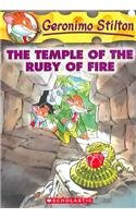 9780756943387: The Temple of the Ruby of Fire (Geronimo Stilton)