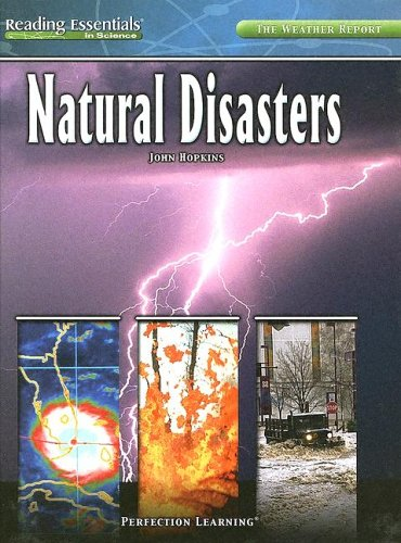 Natural Disasters (Reading Essentials in Science): Hopkins, John