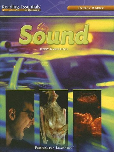 9780756944520: Sound (Reading Essentials in Science)