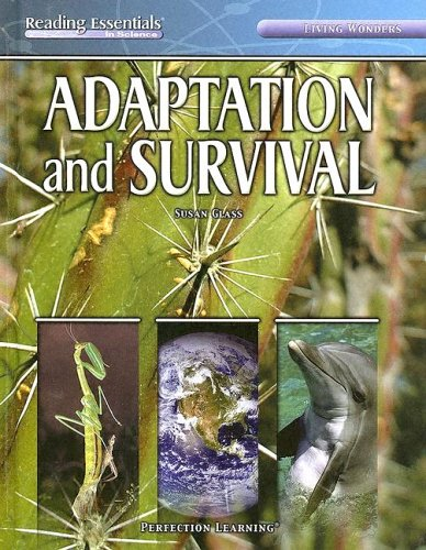 9780756944797: Adaptation and Survival (Reading Essentials in Science)