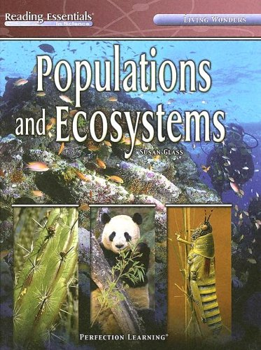 9780756944810: Populations And Ecosystems (Reading Essentials in Science)