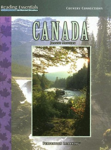 Canada (Reading Essentials in Social Studies) (9780756945770) by Joanne Mattern