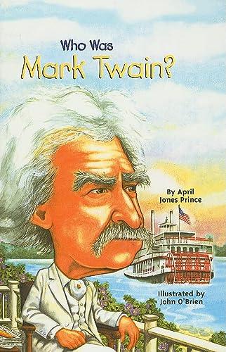 9780756945909: Who Was Mark Twain?