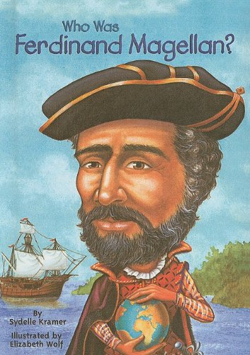 9780756946159: Who Was Ferdinand Magellan?