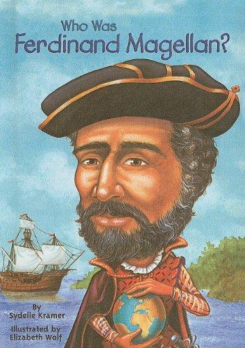 9780756946159: Who Was Ferdinand Magellan?