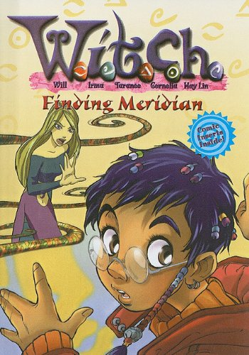 9780756946210: Finding Meridian (W.I.T.C.H. (Prebound))