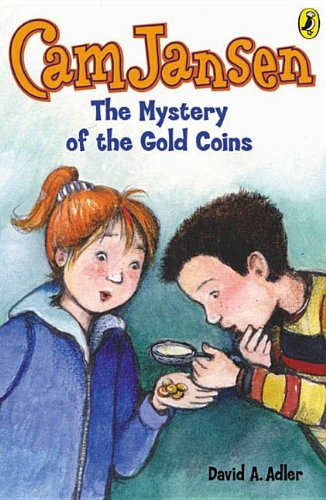 9780756947453: CAM Jansen and the Mystery of the Gold Coins