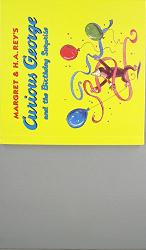 9780756947491: Curious George and the Birthday Surprise Prebound - Glued (Curious George 8x8)
