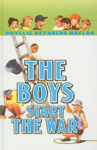 9780756947729: The Boys Start the War (Boy/Girl Battle (PB))