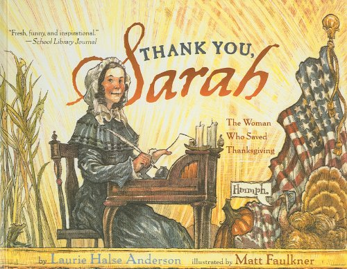 9780756947804: Thank You, Sarah!: The Woman Who Saved Thanksgiving