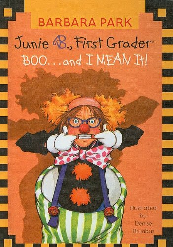 9780756947835: Junie B., First Grader Boo... and I Mean It! (Junie B. Jones)