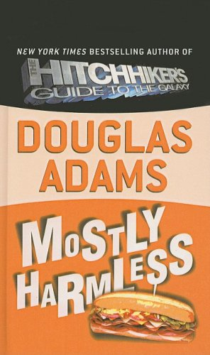 9780756948153: Mostly Harmless (Hitchhiker's Trilogy)