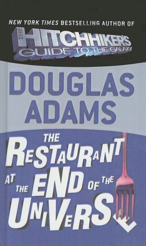 9780756948184: The Restaurant at the End of the Universe (Hitchhiker's Trilogy)