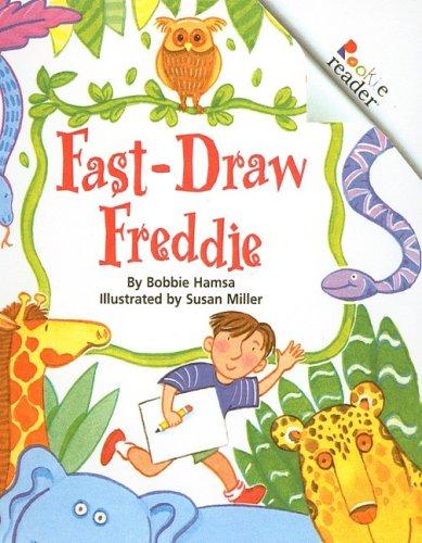 9780756948924: Fast-Draw Freddie (Rookie Readers: Level B (Pb))
