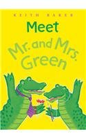 9780756950361: Meet Mr. and Mrs. Green