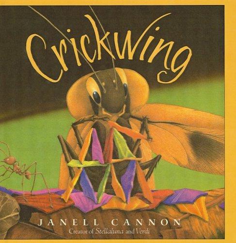 9780756950514: Crickwing