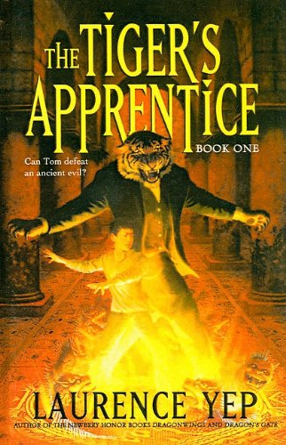 9780756950743: The Tiger's Apprentice (Tiger's Apprentice (Pb))