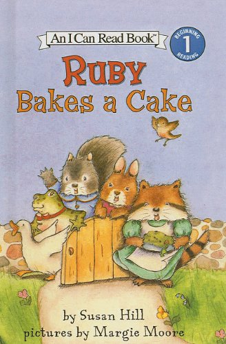 9780756951283: Ruby Bakes a Cake (I Can Read Books: Level 1 (Pb))