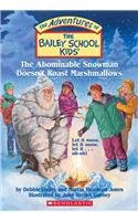 9780756951726: Abominable Snowman Doesn't Roast Marshmallows (Adventures of the Bailey School Kids)