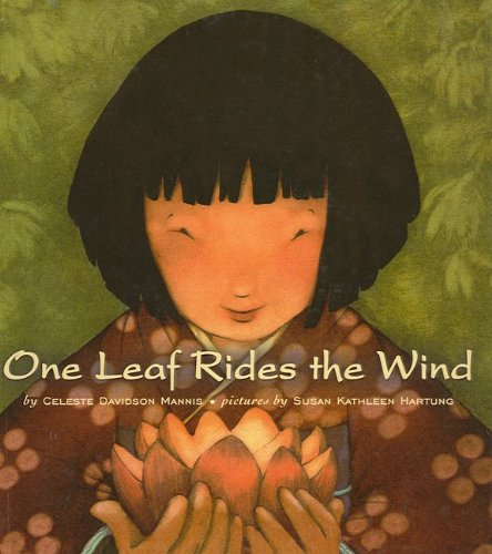 9780756952136: One Leaf Rides the Wind: Counting in a Japanese Garden