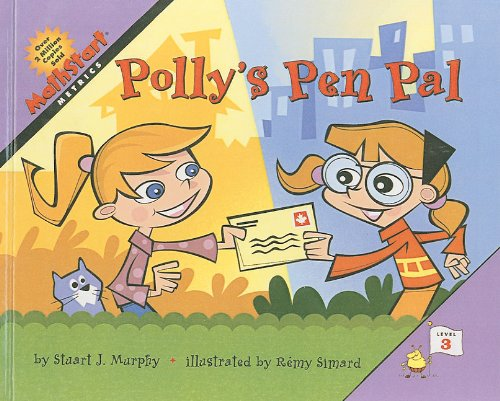 9780756952266: Polly's Pen Pal (Mathstart: Level 3 (Prebound))