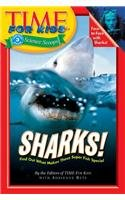 9780756952327: Sharks! (Time for Kids Science Scoops (Prebound))