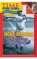 9780756952372: Jackie Robinson: Strong Inside and Out (Time for Kids Biographies (Pb))