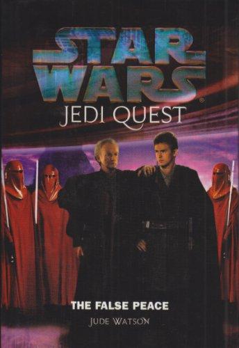 9780756953102: Star Wars the False Peace (Star Wars: Jedi Quest)
