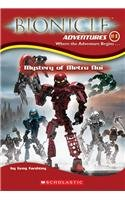 9780756953218: Mystery of Metru Nui (Bionicle Adventures)