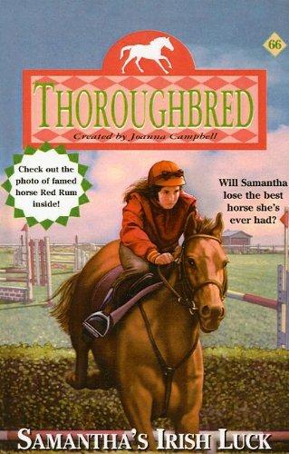 9780756953508: Samantha's Irish Luck (Thoroughbred (Pb))