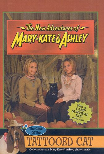 9780756953515: The Case of the Tattooed Cat (New Adventures of Mary-Kate & Ashley (Pb))