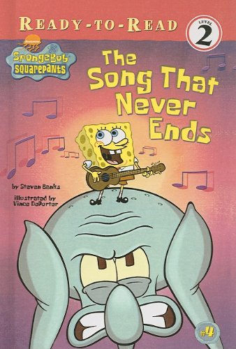 9780756953744: The Song That Never Ends (Spongebob Squarepants (Pb Numbered))